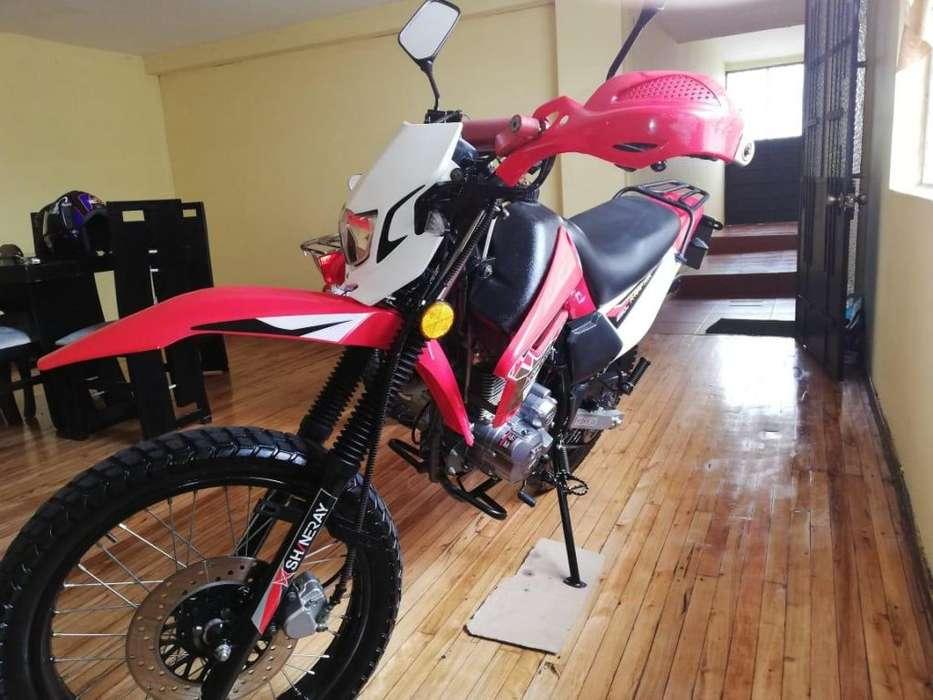 MOTO SHINERAY RAPTOR XY250cc
