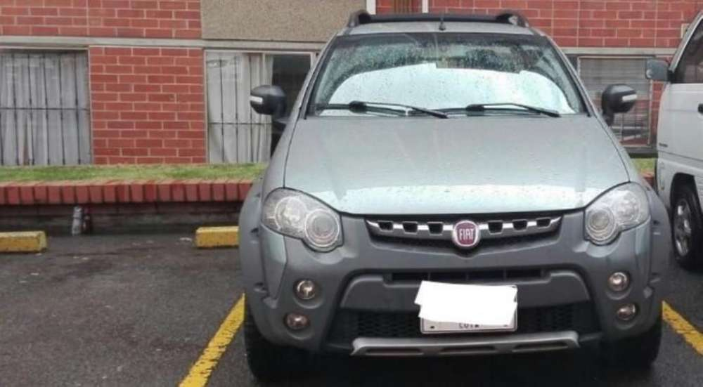 <strong>fiat</strong> Adventure 2015 - 61000 km