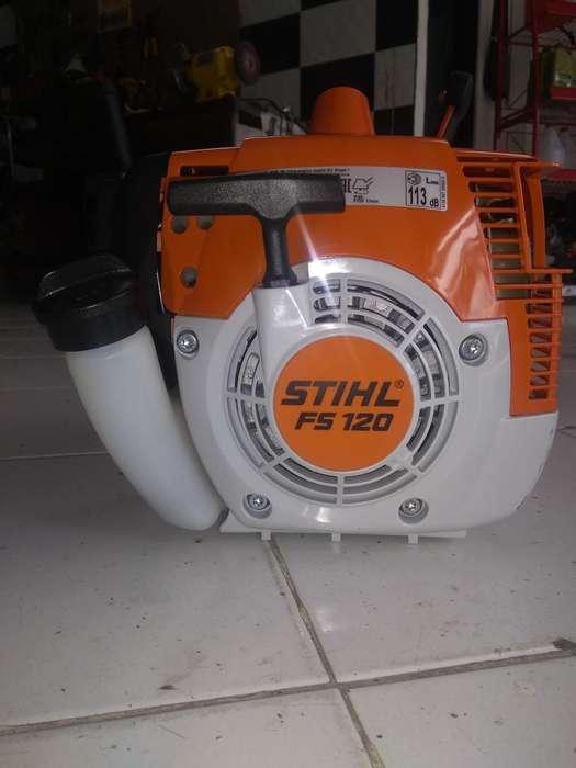 Guadaña Stihl Nueva Modelo Fs 120
