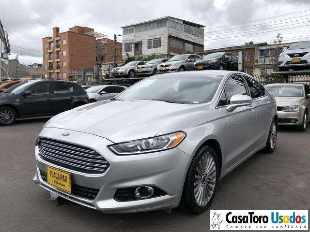 Ford Fusion 2016 - 13774 km