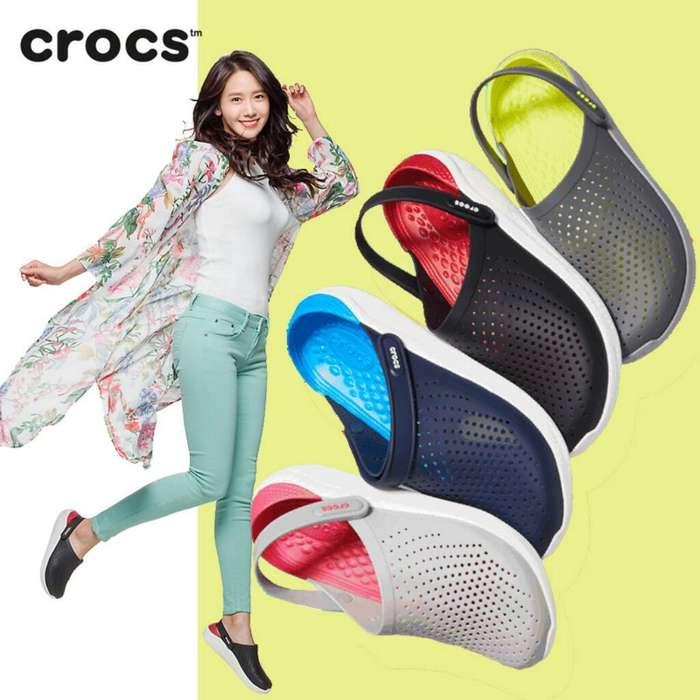 Zapatillas. Crocs. Mochilas Etc