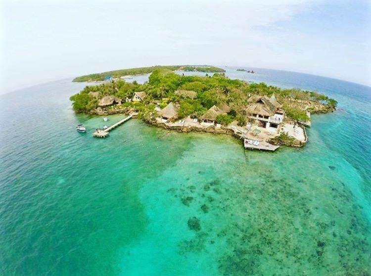 Pasadia Isla Del Pirata