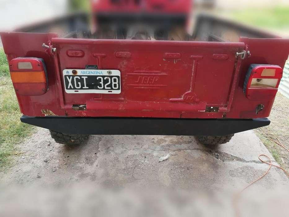 Paragolpe Trasero <strong>jeep</strong> Bumper