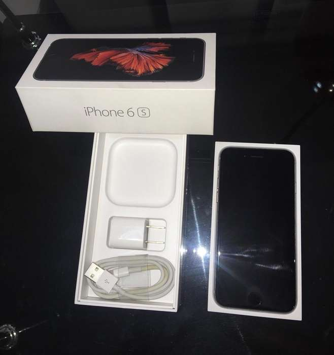 iPhone 6S 32gb 10/10 con garantia