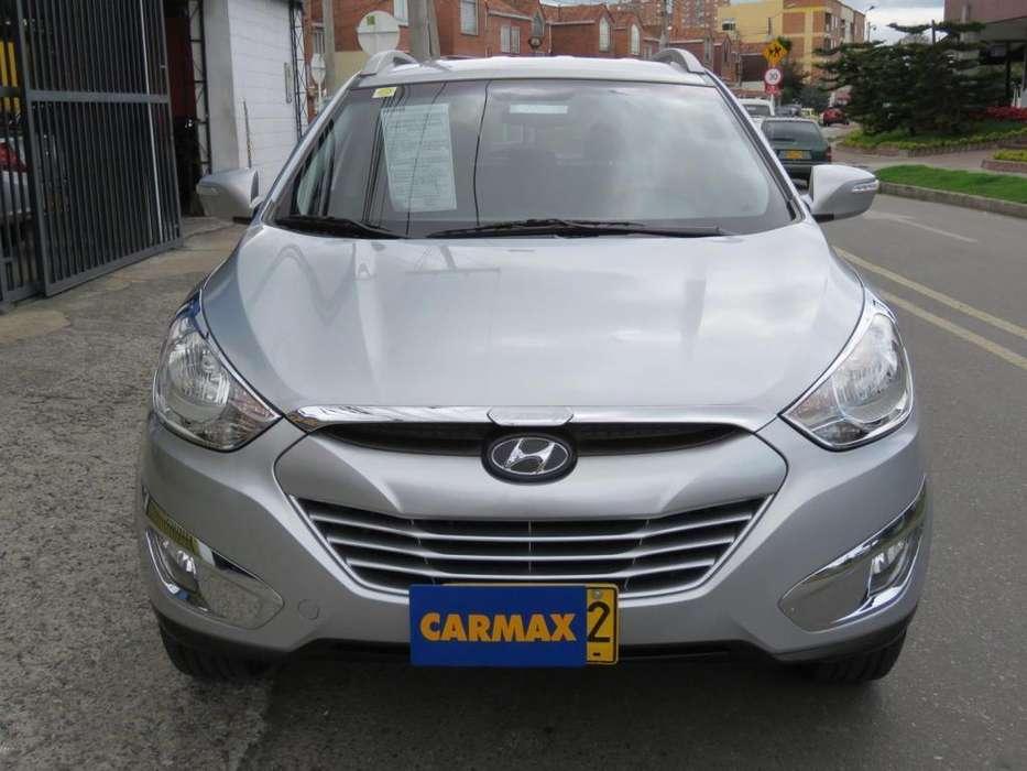 Hyundai Tucson ix-35 2013 - 98267 km