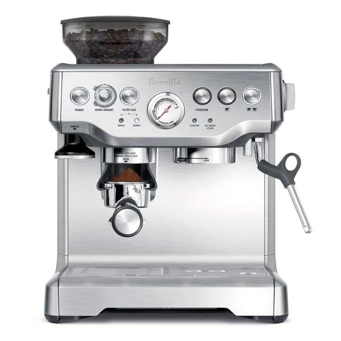 Máquina Café Breville 870, Molino, Usada, entrega 5 DIAS