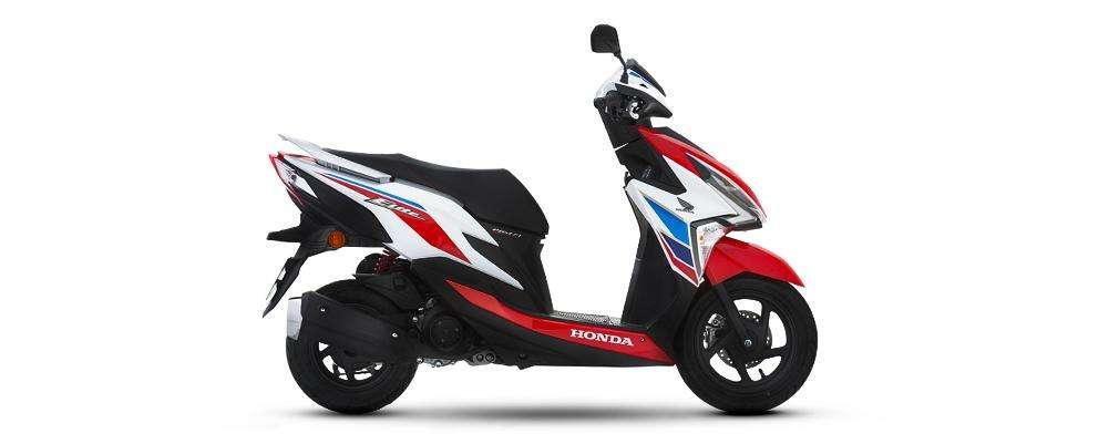 Honda 125 Tricolor 0km Masera Motos Cba