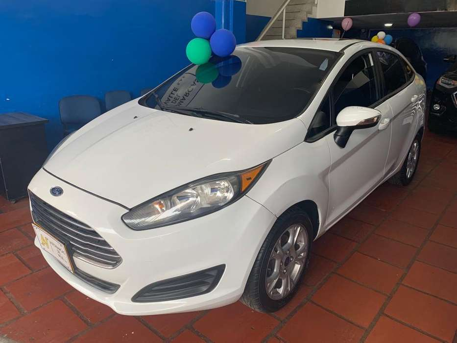 <strong>ford</strong> Fiesta  2015 - 65000 km