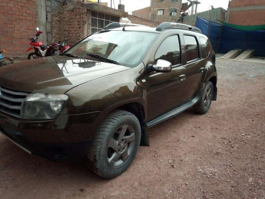 Renault Duster 2014 - 63000 km