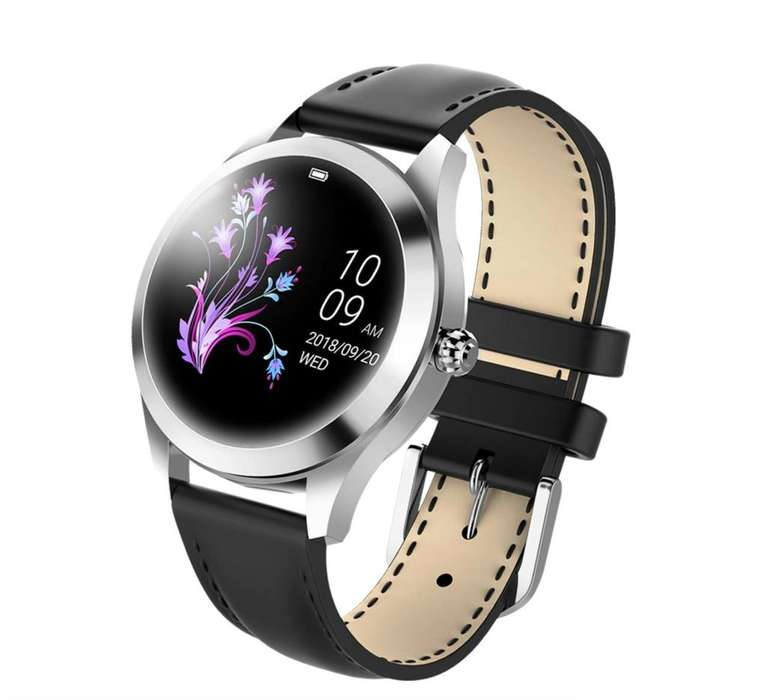 Reloj Inteligente kw15L Sensor movimiento, Deportes, HQ Screen, Bluetooth