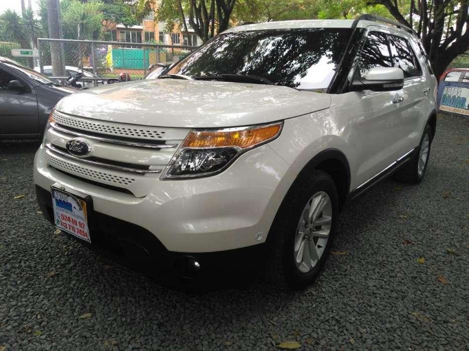Ford Explorer 2014 - 51696 km