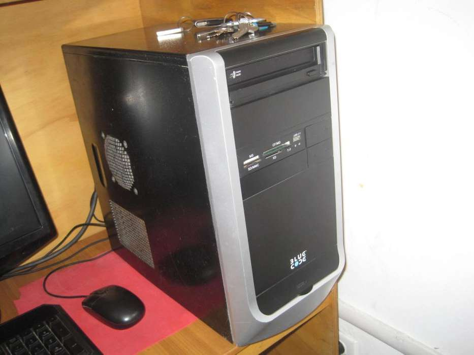 REMATO!! TORRE AMD 2,8Ghz2GB RAMDISCO 500GB 180.000