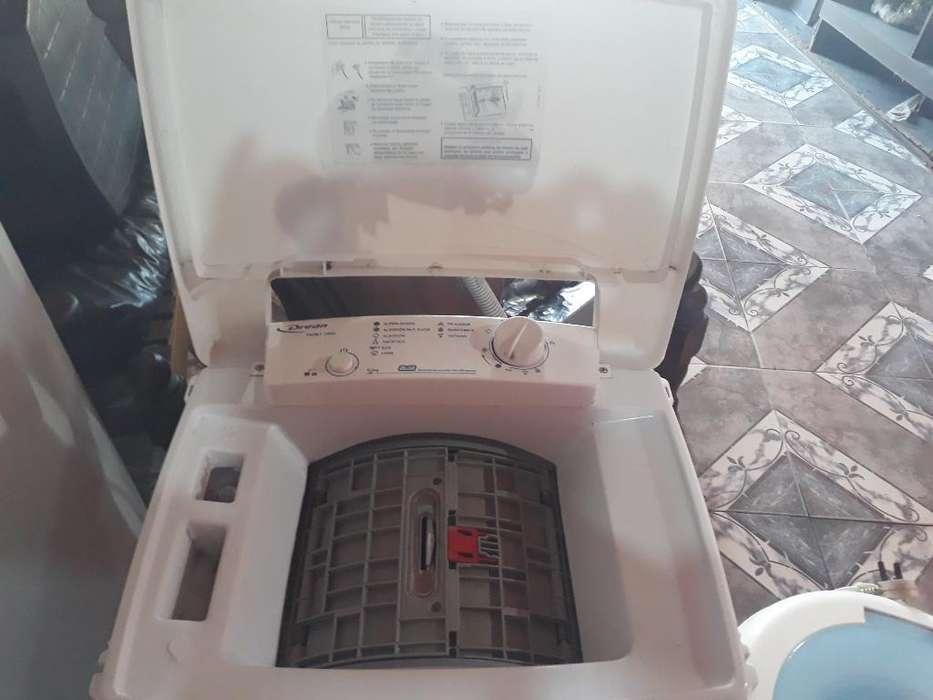 Lavarropa Semi Automática Y Secarropa