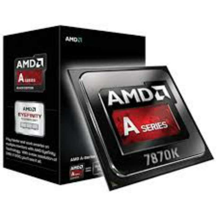 Procesador Apu Amd A10 7870k 3.9 Ghz