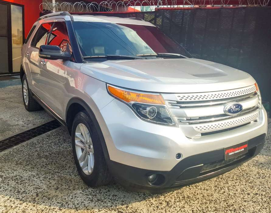 Ford Explorer 2013 - 110452 km