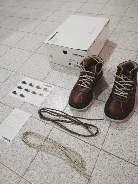 Zapatos de Seguridad Ultraliviano