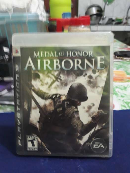 Ps3 Medal Of Airborne