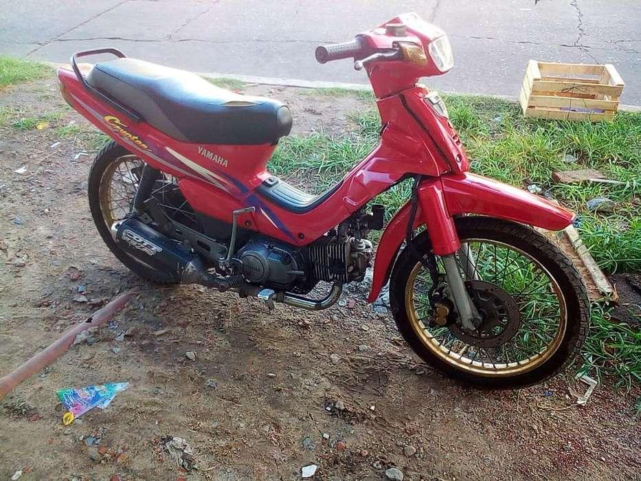 <strong>yamaha</strong> Crypton 125cc