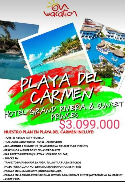 Playa Del Carmen Todo Incluido