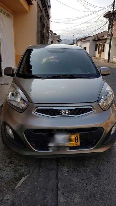 Kia Picanto 2012 - 95000 km