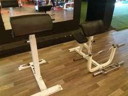 lote maquinas de gimnasio  entero o fraccionado