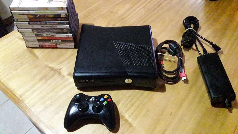 Vendo O Permuto Xbox 360 Flasheada