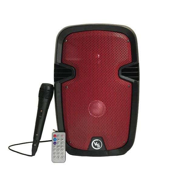 Cabina Activa Sonivox Profesional 8 Bluetooth Microfono
