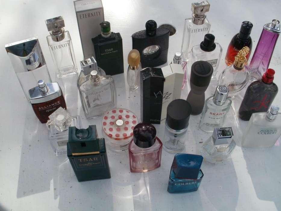liquido frascos de perfumes importados