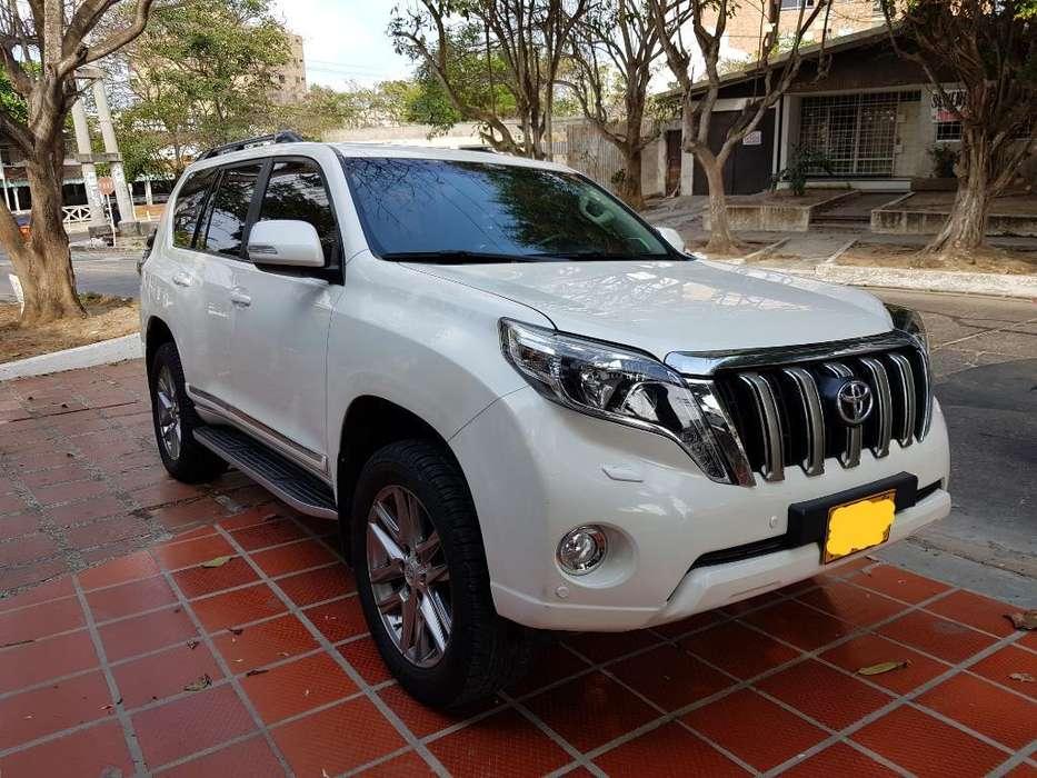 Toyota Prado 2013 - 77000 km