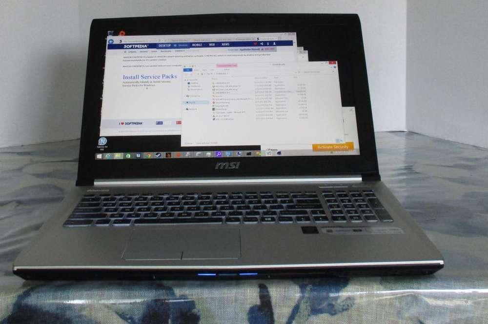 Notebook Msi I5 Gtx950 8gb 1t