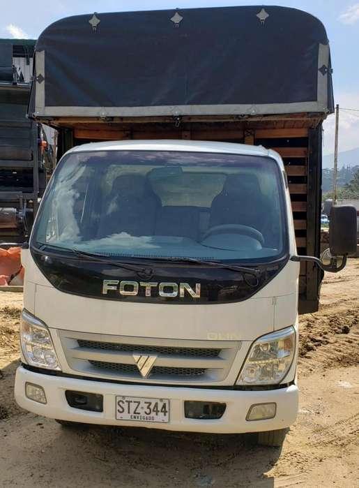 CAMION FOTON OLIN BJ1043 – ESTACA – MODELO 2011
