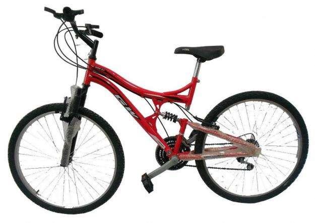 Bicicleta Gw Dione Todoterreno Suspensio Rin 26 Aluminio