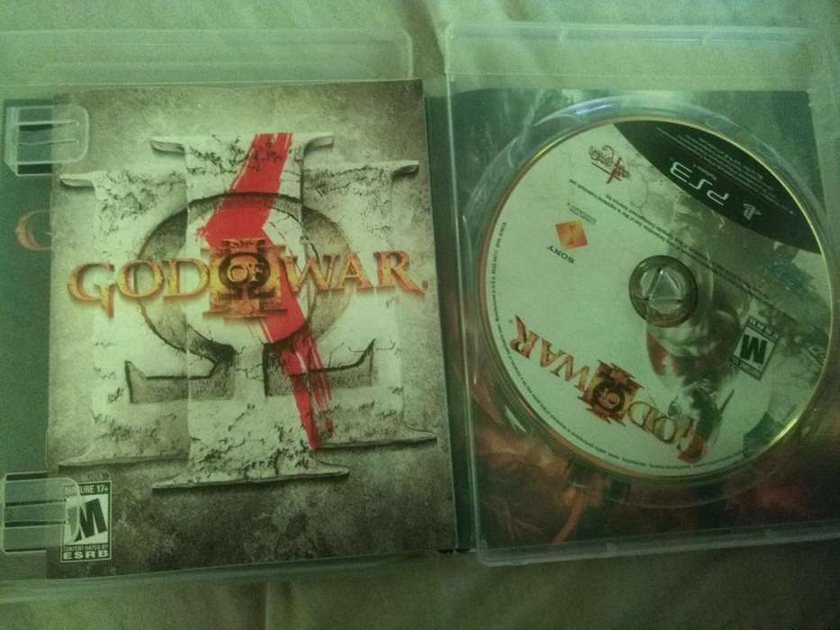 God Of War 3 Nuevo