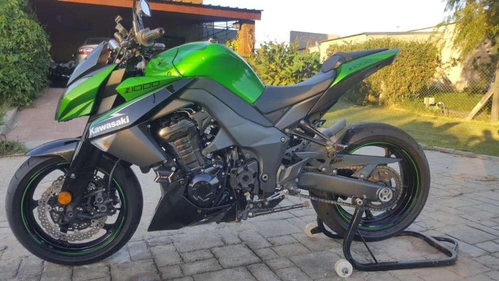 Z1000 2013 SALE TRANSFERIDA