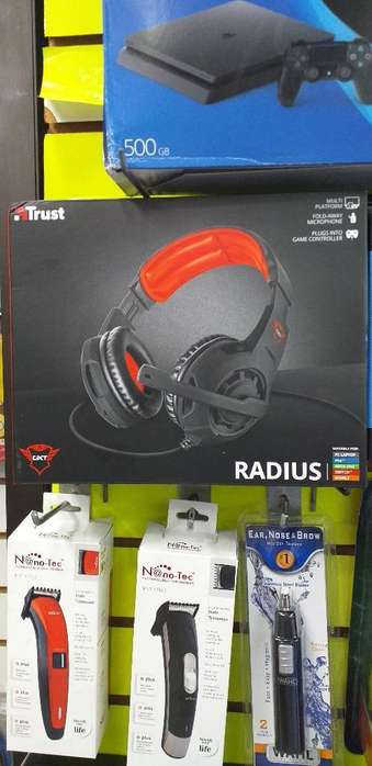 Diadema Gamer Ps4