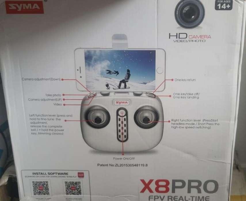 Dron Syma X8 Pro Nuevo