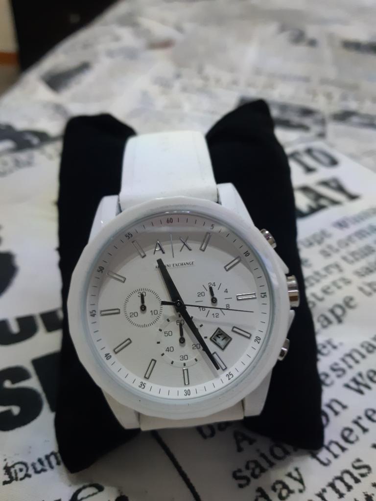07252f6b0760 Reloj Armani Exchange Unixe - Lima