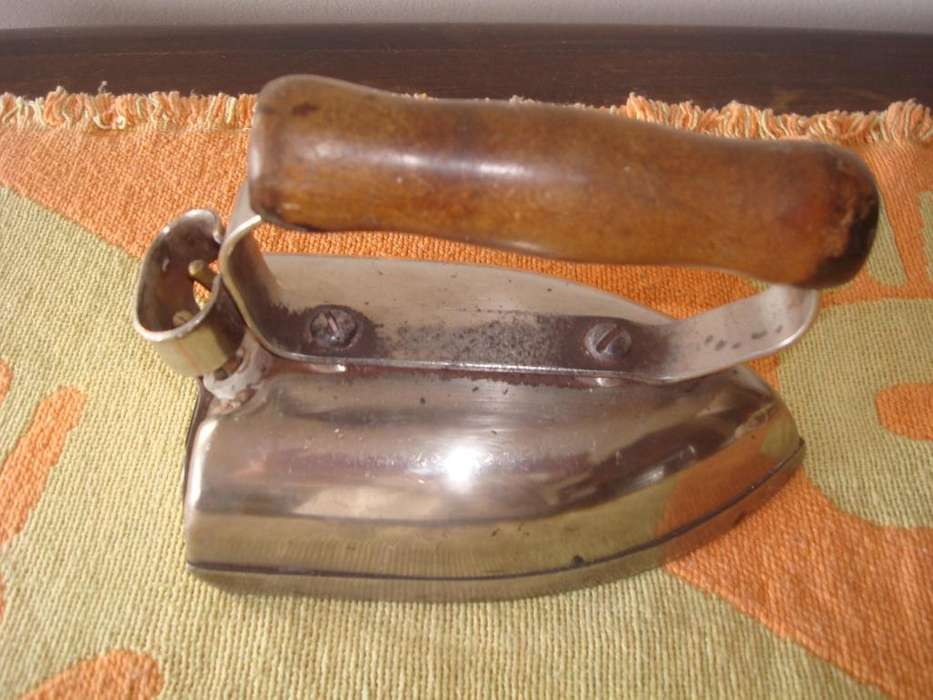 Plancha Antigua Usada Princess Origen U.S.A Funcionando