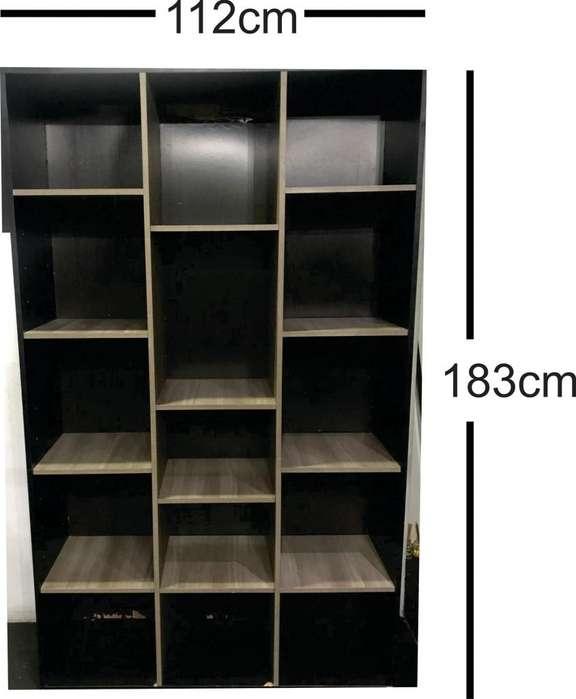 Archivador grande para oficina o tienda y mesa de tv