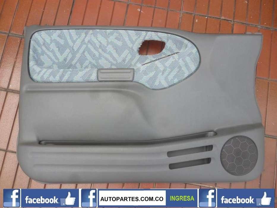 Tapizado cartera puerta izquierda <strong>chevrolet</strong> GRAND VITARA 3 puertas 1600 2000 2004 CELULAR: 3108848841