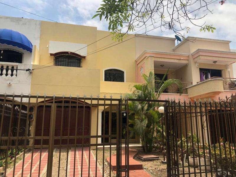Cod. ABFNC-12255 Casa En Arriendo En Barranquilla Santa Monica