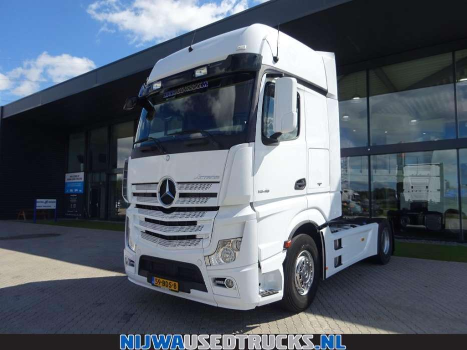 Mercedes-Benz ACTROS 1945 - To be Imported