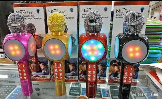 MICROFONO <strong>karaoke</strong> BLUETOOTH