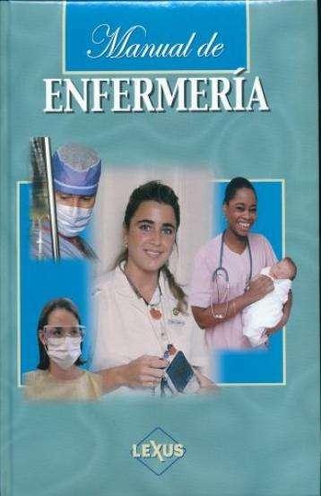 Manual de Enfermería Barato