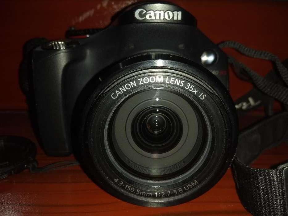 Vendo Camara Canon Sx 40