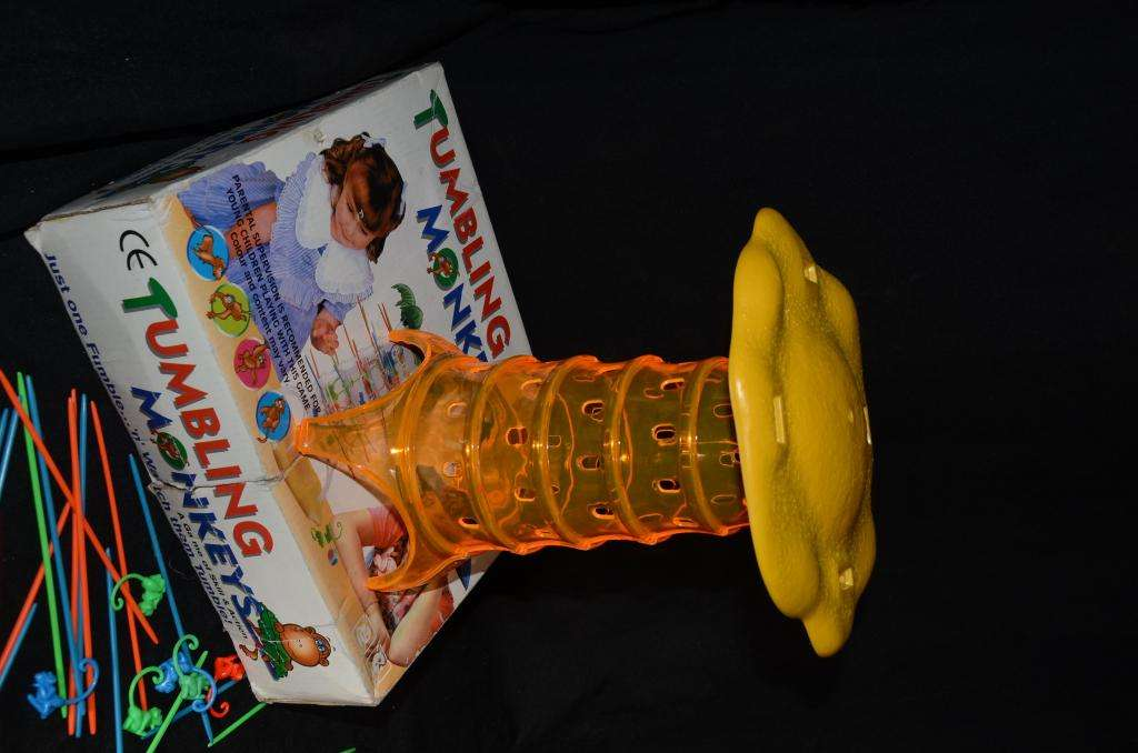 JUEGO TUMBLING MONKEYS COMPLETO