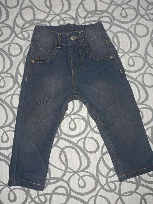 Jeans Tomatikos 12 Meses