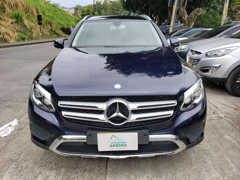 <strong>mercedes-benz</strong> Clase GLC 2016 - 66000 km