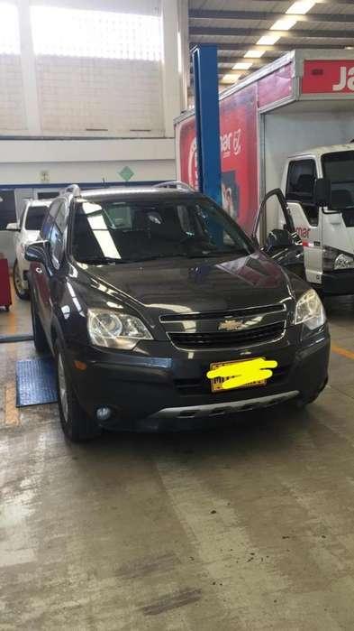 Chevrolet Captiva 2012 - 136619 km