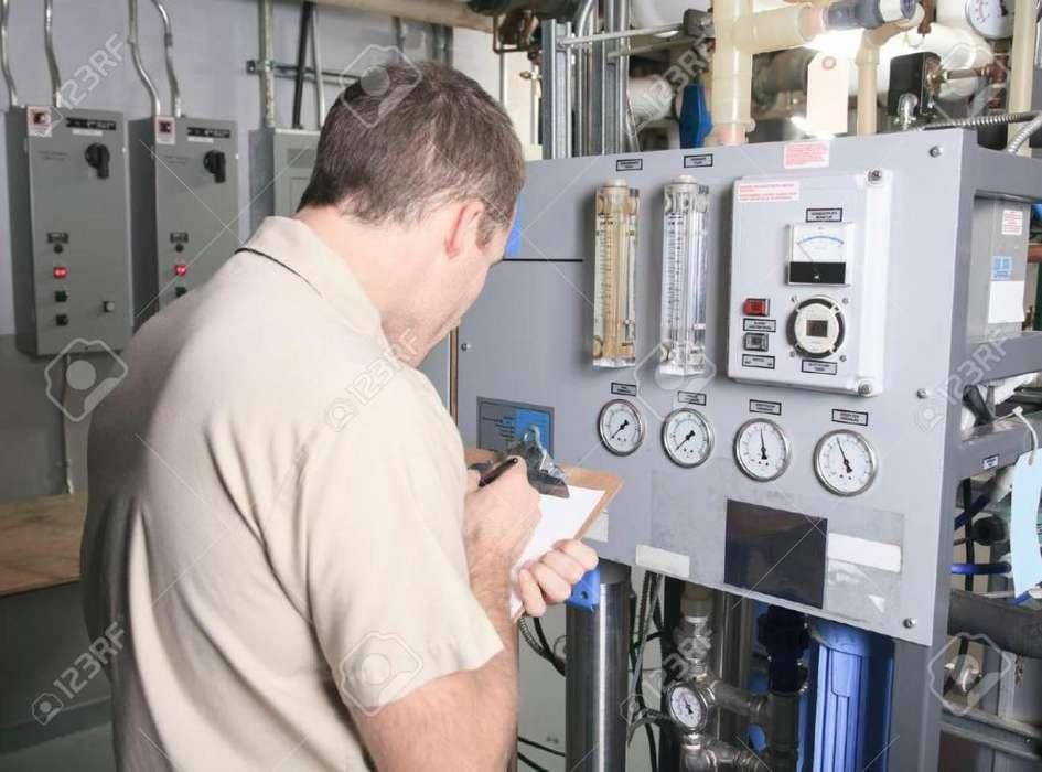 Electricista: Servicios de mantenimiento